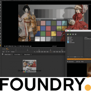 Nuke Sneak Peek: What's coming up in compositing and review from Foundry (sponsored)