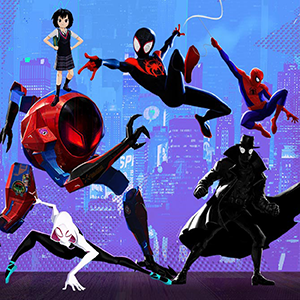 Swing Behind-the-Scenes of Spider-Man: Into the Spider-Verse